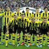 El uno a uno del Borussia Dortmund