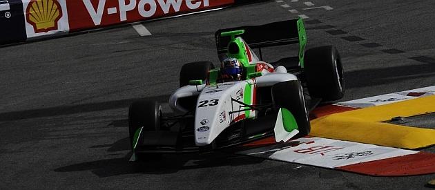 Carlos Sainz Jr. saldr� quinto en las World Series de M�naco