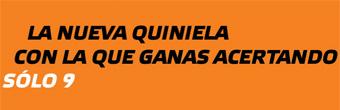 ¡10.000 euros para el ganador del Quini9!