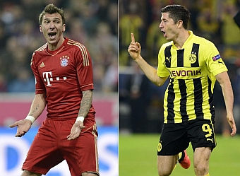 Borussia–Bayern: Borussia va por abajo 4 a 1