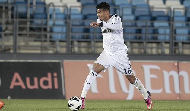 El Real Madrid ficha a Casemiro a plazos