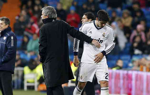 Morata: Mourinho nos ha hecho a los canteranos mejores