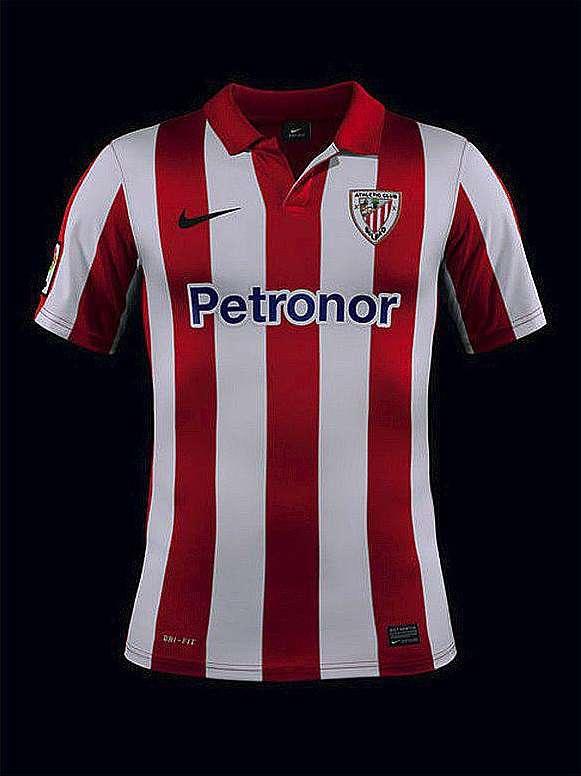 876de11ddb480 Una camiseta tradicional para el nuevo campo - MARCA.com