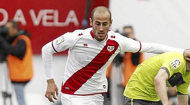 El Rayo rechaza 2 kilos del Dortmund por Gálvez