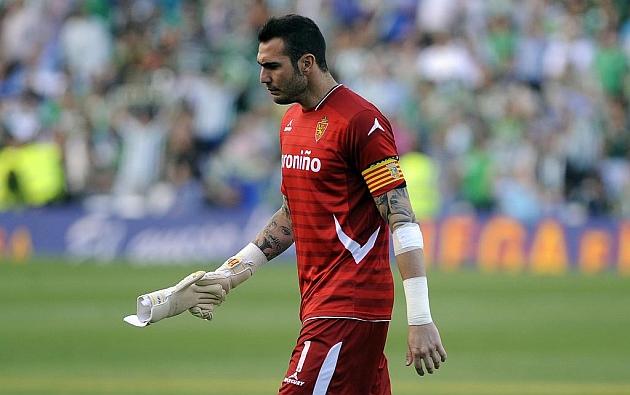 Roberto se pierde la final ante el Atlético