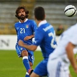 Una Italia experimental golea a San Marino