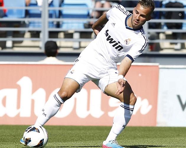 Zidane backs Jesé for first team
