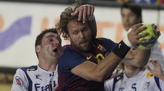 Magnus Jernemyr deja el Barcelona Intersport