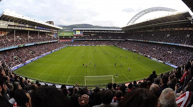 El Athletic pide respeto a las instalaciones en la despedida de San Mam�s