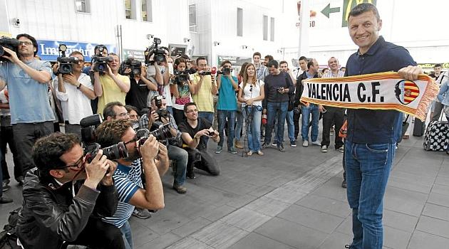 Djukic ya es t�cnico del Valencia