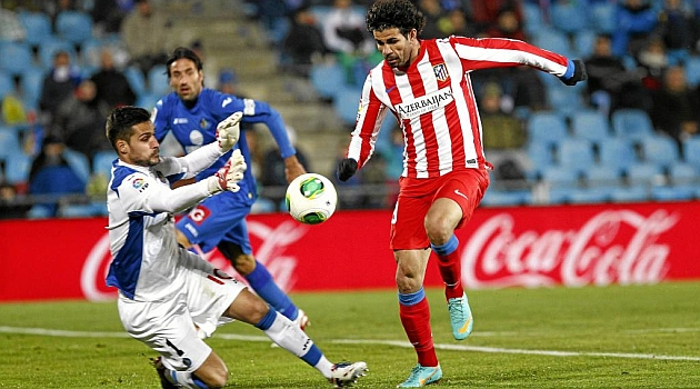 El Atlético sondea a Moyá