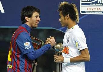 Lionel Messi y Neymar 8f4e6fef5d33a