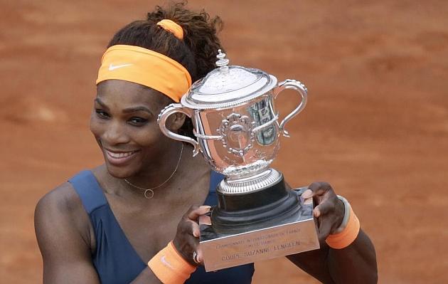 Serena Williams: Me siento un poco parisina