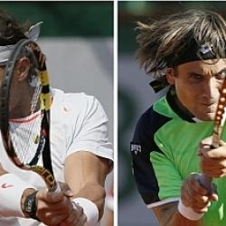 Nadal-Ferrer: Rafa cuenta con el 90% de probabilidades de ganar su octavo Roland Garros