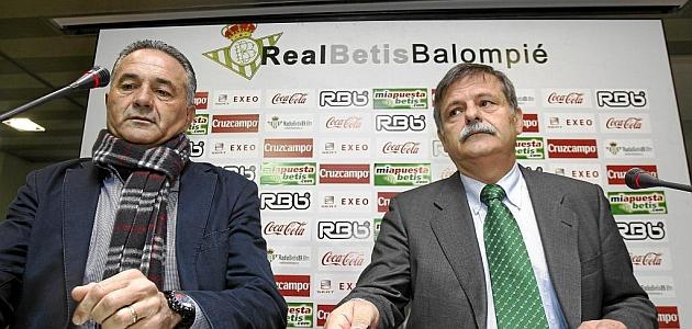 Bosch Valero: Pozuelo no quiere jugar ni jugará en el Betis