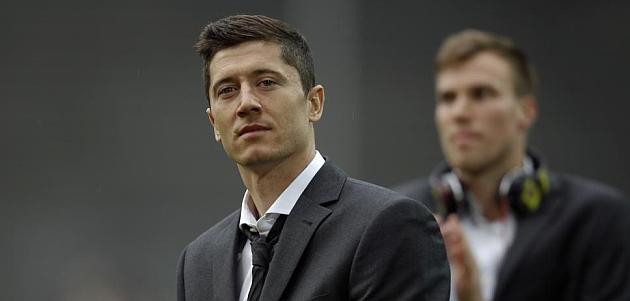Lewandowski no fichará por el Bayern