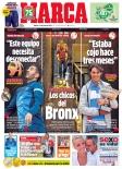 Benzema, los chicos del Bronx y Nadal