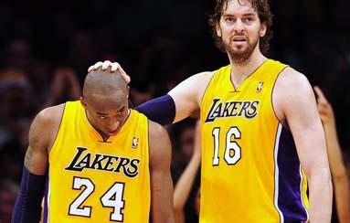 Pau Gasol: Quiero tener un año potente ¿En los Lakers? No depende de mí
