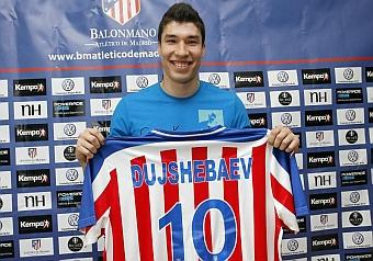 Dujshebaev y el 'diez' vuelven al balonmano