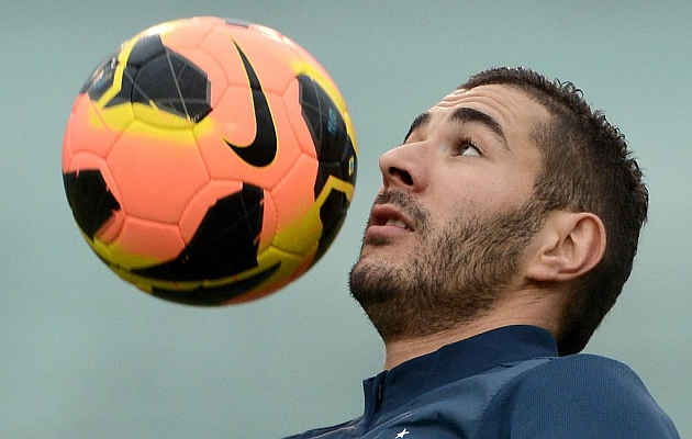 Benzema: I'm not worried about the competition