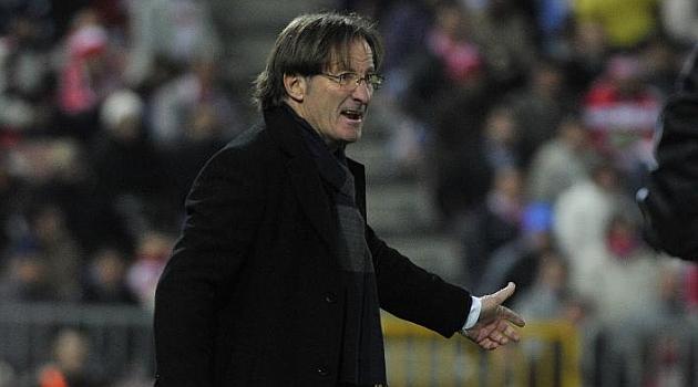 Anquela, nuevo entrenador del Numancia