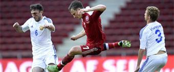 Dinamarca toca fondo y pierde 0-4 ante Armenia