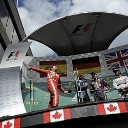 Vettel no da miedo