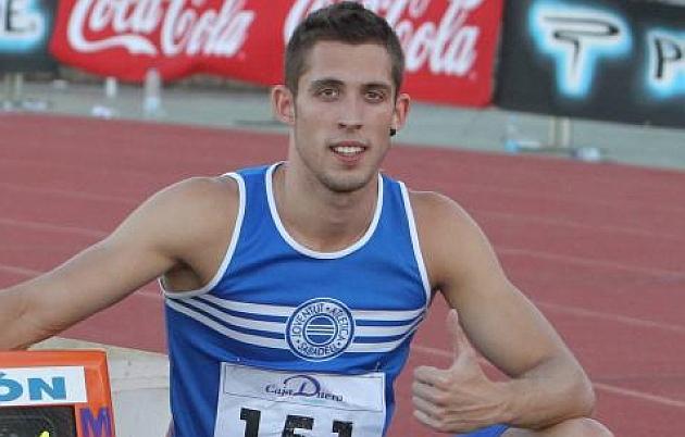 Sergio Ruiz bate el r�cord de Espa�a de 200