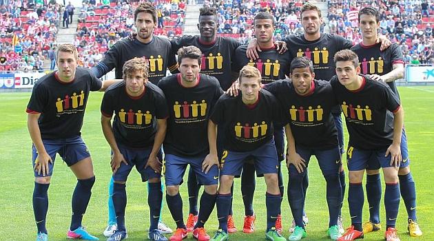 El Barcelona B se proclama campeón del Juego Limpio