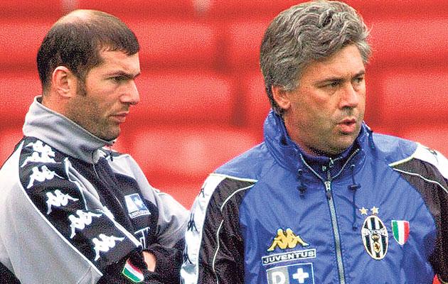 Zidane prefiere el banquillo