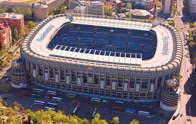 El casino Real Madrid