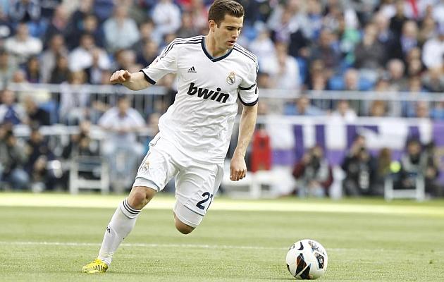 El Madrid renueva cuatro temporadas a Nacho