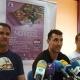 Diego Moyano y Kike Plaza, presentados por el Guadalajara