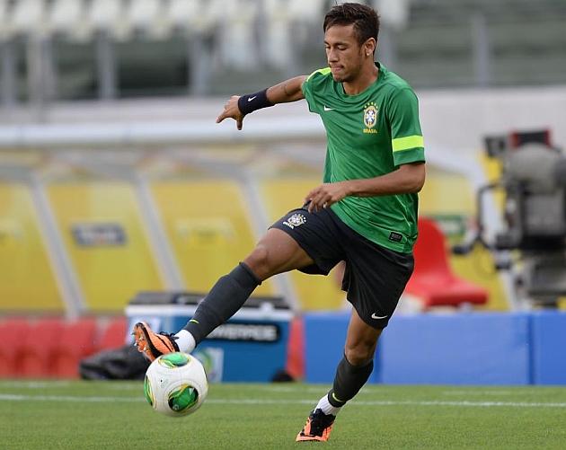 Neymar: Quiero un Brasil más justo, más seguro, más sano y más honesto