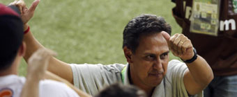 Etaeta: Del Bosque es humilde, no va a decirles a sus jugadores que marquen muchos goles