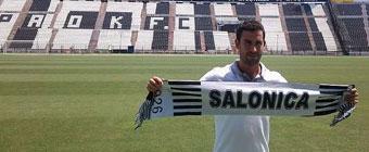 Iñigo López firma por el PAOK de Salónica