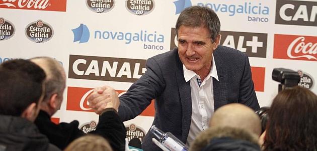 Paco Herrera ya está en Zaragoza