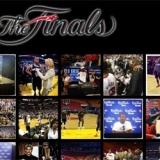El 'PhotoWall' de las finales NBA: todas las fotos desde dentro