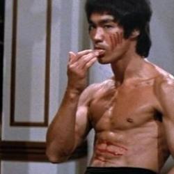 LeBron James es como cuando Bruce Lee prueba su propia sangre