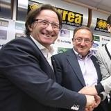 Anquela llega a Soria para transmitir la ilusi�n por crecer