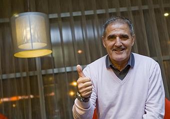 Herrera: El reto es hacer un equipo