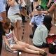 La locura por ver a Beckham acaba con cinco heridos en Shangh�i