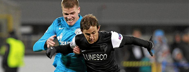 Denisov cambia el Zenit por el Anzhi