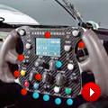 Comparativa de los volantes de F1 y de Le Mans