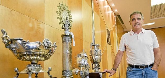 Paco Herrera: ''Mi defecto es pelear mucho por mis jugadores''