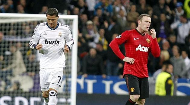 United plotting Ronaldo-Rooney swap deal