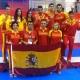 España mantiene el pulso por terminar en el podio