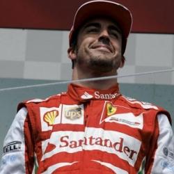 Alonso: Mi felicidad es la familia, la Fórmula 1 es sólo trabajo