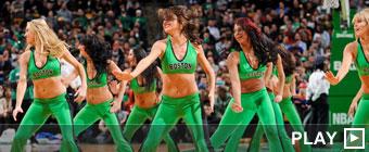Casting de cheerleaders de los Celtics