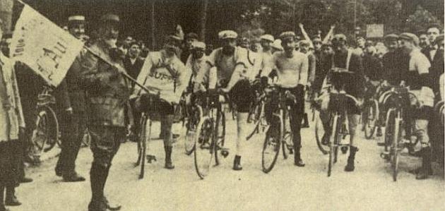 El origen del Tour de Francia - MARCA.com